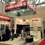 ISOMAT in Mosbuild 2015