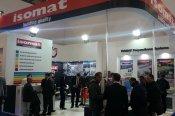 ISOMAT in 38th International YAPI-TURKEYBUILD