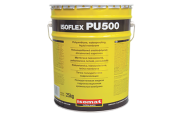 ISOFLEX PU 500 liquid applied membrane by ISOMAT PU Systems
