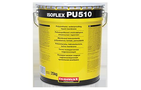 ISOFLEX PU 510 Polyurethane membrane by ISOMAT PU Systems