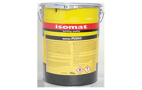 ISOFLEX PU 600 Aliphatic polyurethane membrane by ISOMAT PU Systems