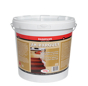 AK PARQUET Polyurethane adhesive by ISOMAT PU Systems