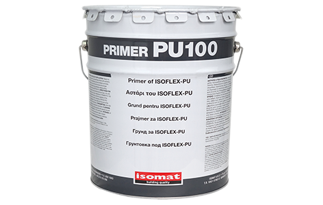 PRIMER PU 100 Polyurethane Primer by ISOMAT PU Systems