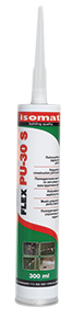 FLEX PU 30s polyurethane joint mastic by ISOMAT PU Systems
